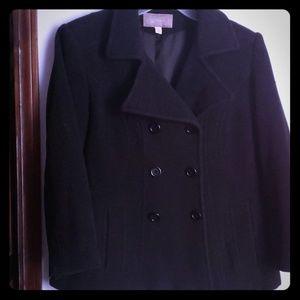🎄CHRISTMAS SALE🎄Wood  Pea coat
